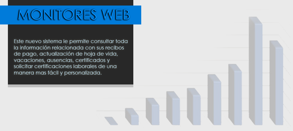 Monitores Web